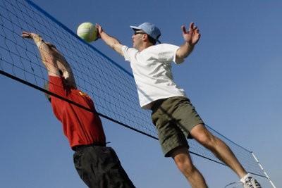 Réchauffement par le Volley-ball - exercices efficaces