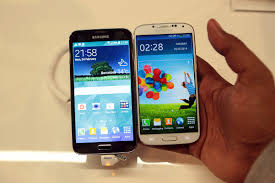 Top 10 des différences entre Samsung Galaxy S4 et S5 Galaxy