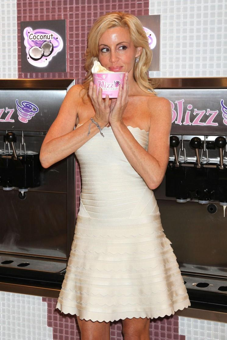 'Real Housewives of Beverly Hills' GET Frozen In Las Vegas!  (Photos)