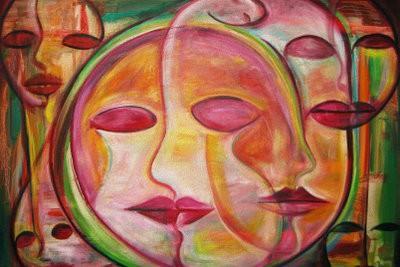Aliénation dans l'art - si vous réussissez images surréalistes