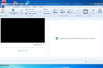 Windows Movie Maker pour recommencer - solutions