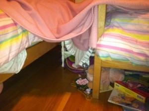 Ne les chambres de vos enfants ressemblent à ceci?