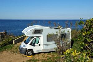 Les instructions d'installation pour une caméra de recul sur les camping-cars