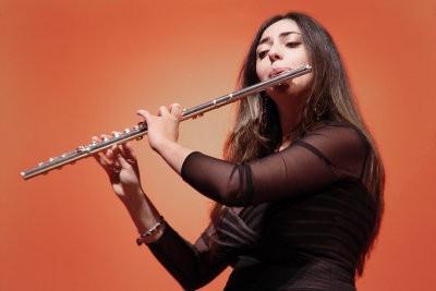 Flûte pour les débutants - premiers exercices pour Flûte