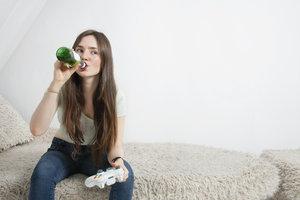 buveurs trimestre - alcooliques typologie