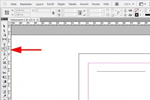 tracer une ligne en pointill u00e9s avec indesign   beevar com