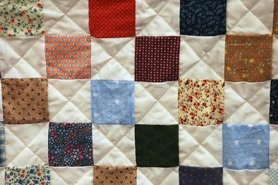 Couture patchwork