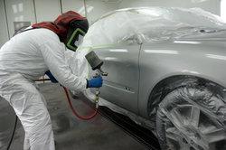 Peinture automobile durcissement - Information