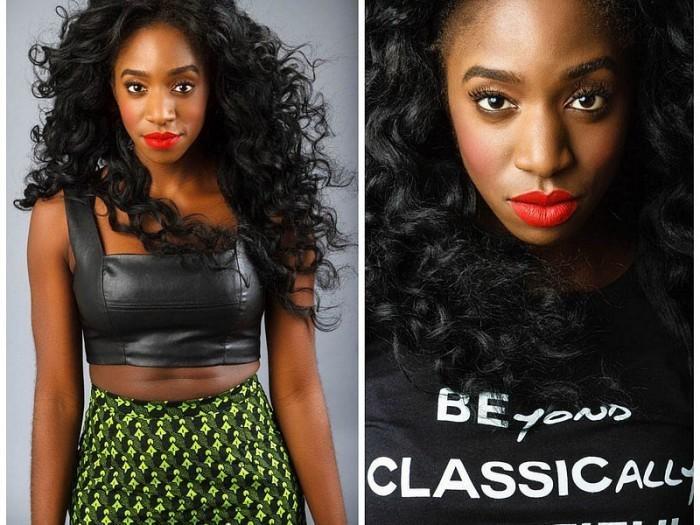 Nous avons vu quelques idées de beauté assez racistes dans les médias.  Ces photos se battre.