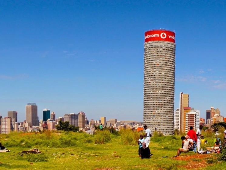 Ponte City Tower de Johannesburg