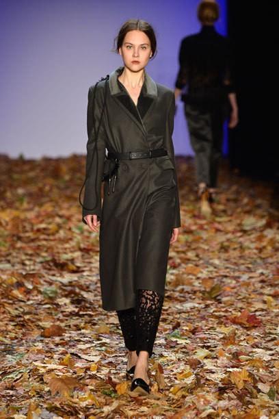 Semaine de la mode de Berlin: Les looks de Dawid Tomaszewski