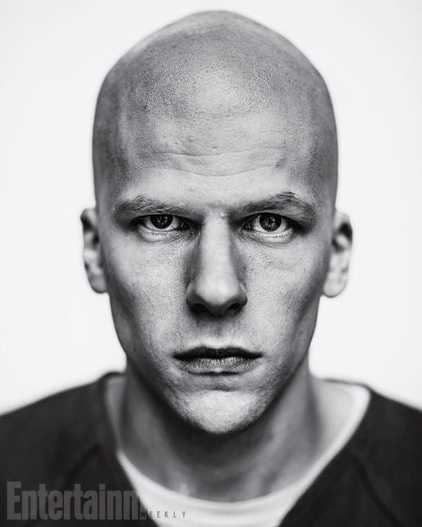 Jesse Eisenberg fait une féroce Lex Luthor dans 'Batman vs Superman'