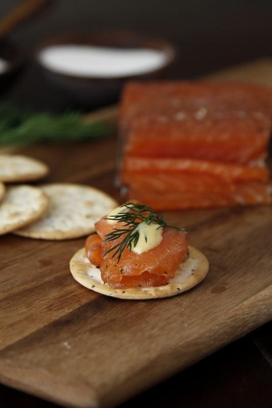 6 entr es de saumon pour le r veillon du nouvel an