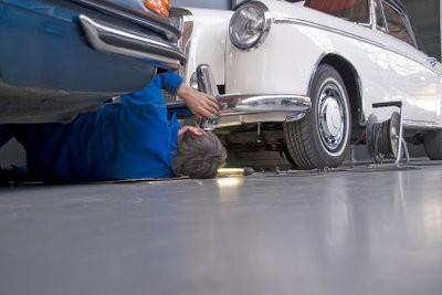 Protection des soubassements, applique une voiture - comment cela fonctionne: