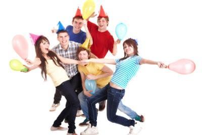 Party Games de 16 - Suggestions pour les filles partis