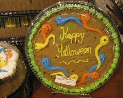Halloween gâteau échoue: 15 créations Spooky, étranges, et carrément désastreux