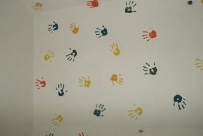 Belles couleurs des murs pour la salle de fête - idées créatives pour la couleur design d'intérieur