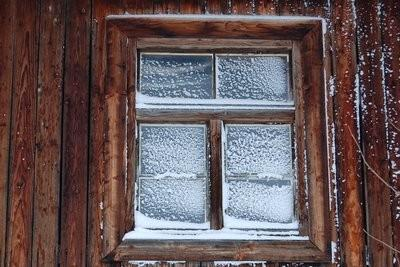 Fenêtre humide à l'intérieur - que faire?