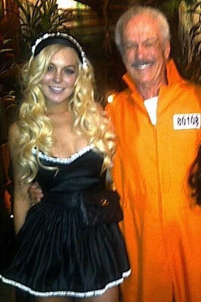 Nicole Richie pour Halloween que J.Lo - Nicky de la Block!