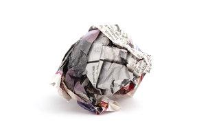 Assurez sacs de recyclage lui-même - des idées pour l'artisanat avec des journaux