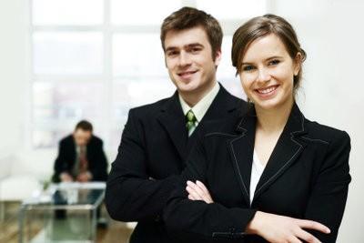 En amour avec des collègues de travail - si vous vous comportez professionnelle