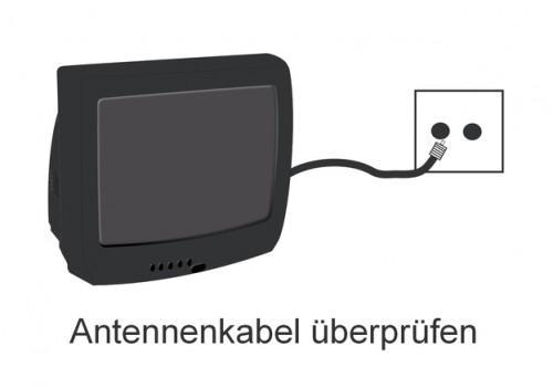 Trouver la cause de l'échec dans la télévision par câble