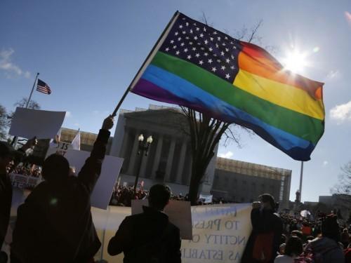 Qu'est-ce que les LGBT anti-discrimination ordonner Moyens pour nous tous