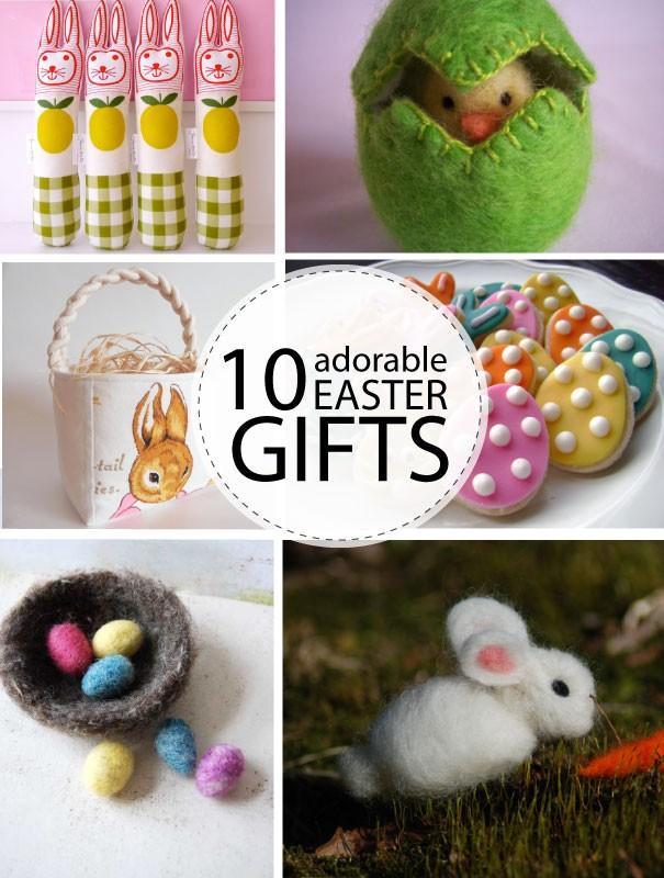 10 cadeaux adorable main de p ques pour les littles. Black Bedroom Furniture Sets. Home Design Ideas