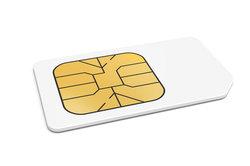 iPhone 3 - Insérez la carte SIM