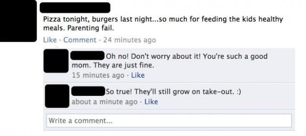 10 choses que les mamans aiment faire sur Facebook
