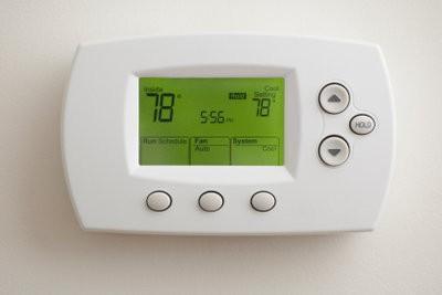 Lorsque PC afficher la température