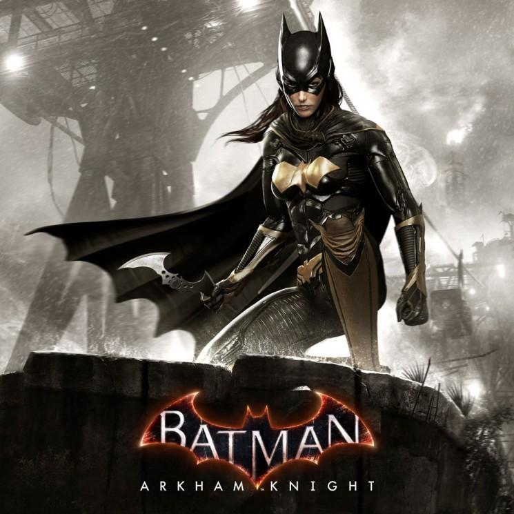 """Des nouvelles excitantes!  Batgirl sera un personnage jouable dans le nouveau """"Batman: Arkham Knight"""" jeu!"""