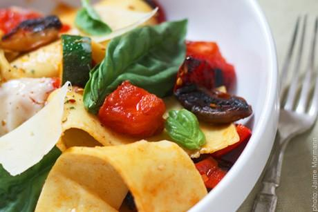 Recettes de légumes d'été