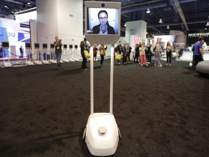 Un zoo robot caresses existe maintenant et il est fou