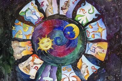 Déterminer deuxième Zodiac avec Aszendentenberechner - Voici comment
