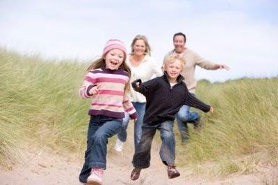 Prendre un enfant adoptif - de sorte que vous offrez à un enfant une famille
