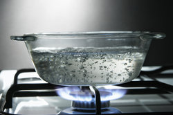 Utiliser des comprimés de purification de l'eau
