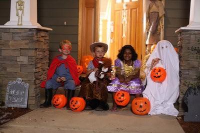 Halloween à l'école maternelle - de sorte que vous bricoler étrangement beaux costumes