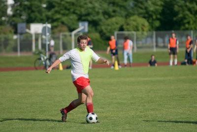 Football - exercices de fitness pour plus d'état