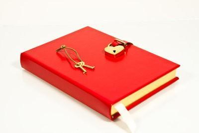 Diary avec serrure pour les adultes - de sorte que vous bricoler vous-même