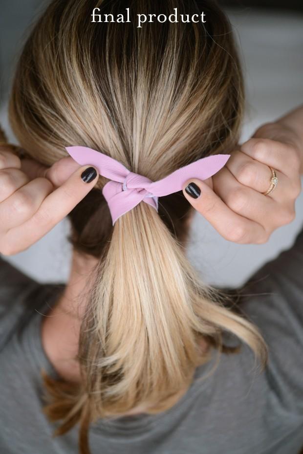 15 DIYs Clever pour vos cheveux