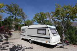 Caravanes mis dans un style campagnard - idées créatives pour votre camping-car