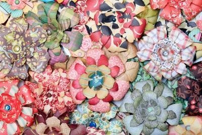 Fleurogami - les instructions pour faire de belles fleurs en papier
