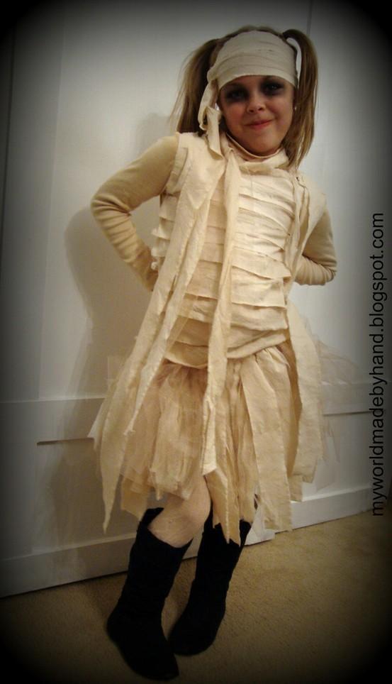 25 Costumes d'Halloween bricolage totalement impressionnant pour les filles