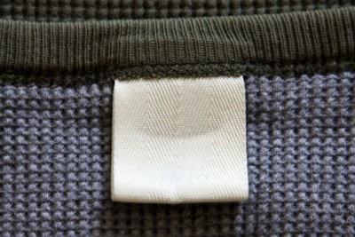 Faire des étiquettes pour vêtement lui-même - comment cela fonctionne: