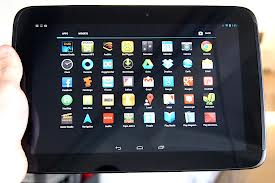 Top 10 le plus célèbre Android Tablets 2014