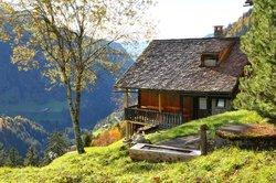 Abri de montagne dans le Vorarlberg à louer - vacances tellement de succès avec la clique