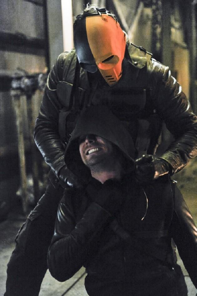 Montre «flèche» Saison 2 Episode 21 spoilers: Vont-Oliver sacrifier sa vie pour arrêter 'Deathstroke Wilson Slade dans' City of Blood '[Vidéo]