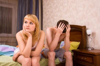 """""""Les sentiments sont soudainement disparu» - alors parlez à votre partenaire"""