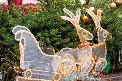 Enveloppes verts - festive décorent si